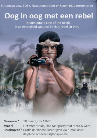 Law Of The Jungle   Affichev2